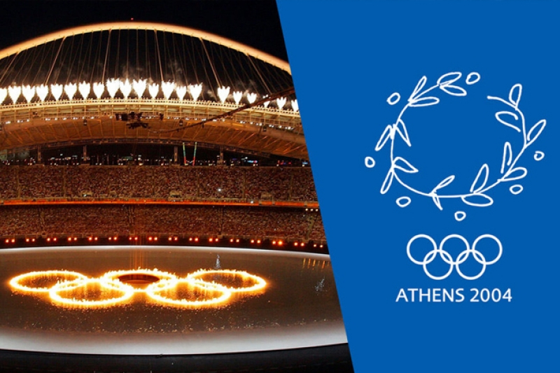 "OLYMPIC GAMES ""ATHENS 2004"""